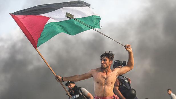 People category winner – Nation Resistance, Mustafa Hassona