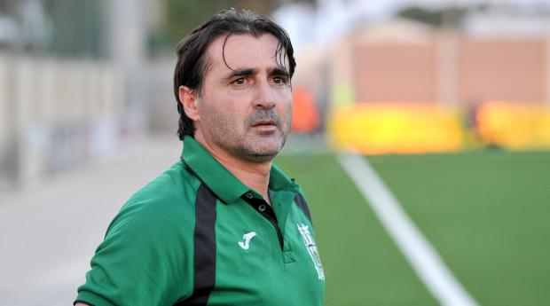 Giovanni Tedesco..no longer at the helm of Floriana.