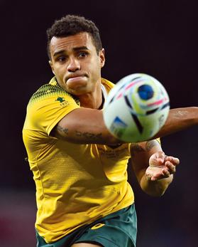 Will Genia... inspired Aussies to WCup final.