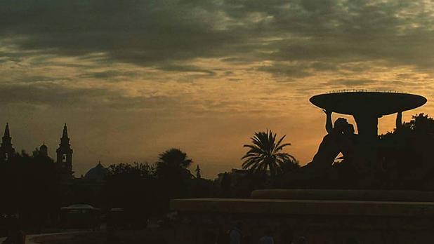 Triton Fountain. Photo: Mark Aaron Billingham