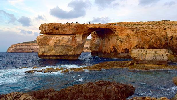 Dwejra, Gozo. Photo: Doris Zammit