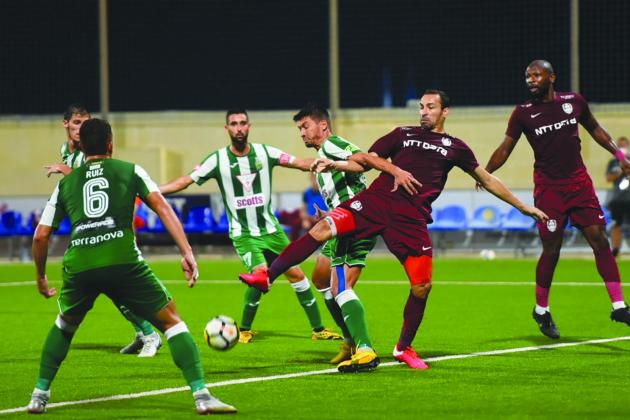 Hibs and Floriana looking to defy odds