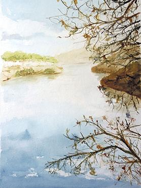 Chadwick lakes by Madeleine Vella Satariano