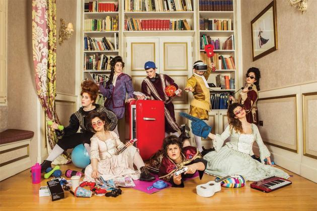 Manoel Theatre's Toi Toi programme online