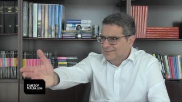 Delia insists decision not to press for Busuttil's suspension was no U-turn   Video: Mark Zammit Cordina