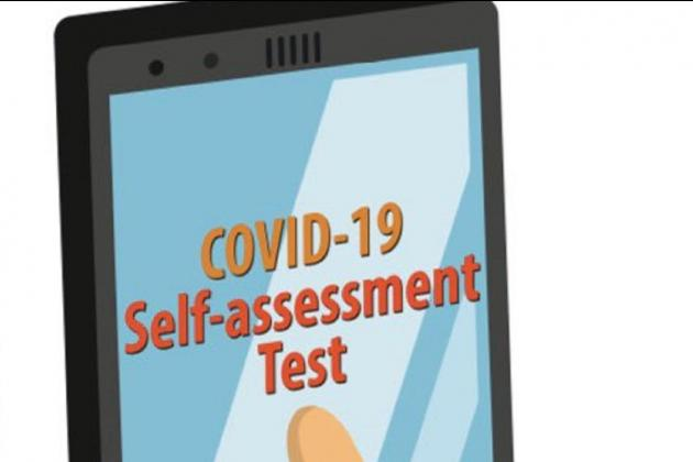 Health minister invites people to try COVID-19 symptoms app