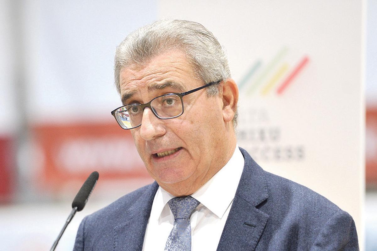 Education Minister Evarist Bartolo.
