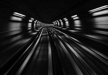 Underground Lines by Louis Agius – silver
