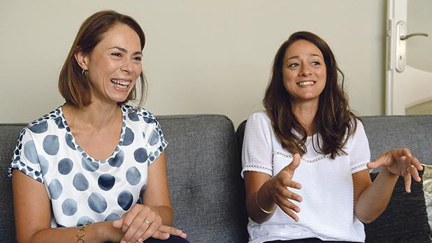 Cynthia Bonnici, Alessia's mother, and Marcelle Zahra, a London-based pianist who is her aunt.