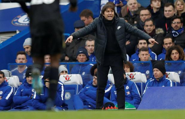 Antonio Conte may leave Stamford Bridge at the end of the season.