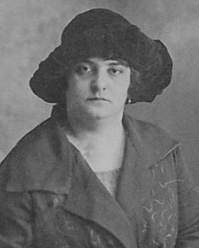 Irene Condachi, a doctor who single-handedly inoculated and examined at least 20,000 schoolchildren under war conditions.