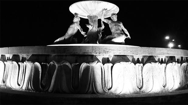 Triton Fountain. Photo: Roberta Camilleri