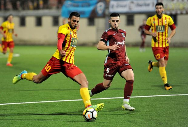 Birkirkara, Gżira United are two of the three Maltese teams in this year's Europa League. Photo: Chris Sant Fournier