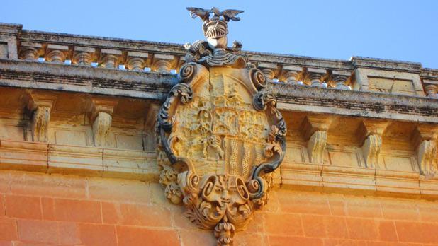 Coat of arms. Photo: Amy Mallia