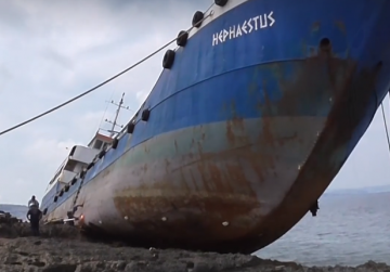 Watch: Delicate operation to refloat tanker nears conclusion