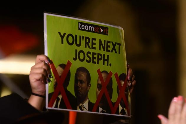 'Joseph Muscat must go' - angry protesters hurl eggs and coins at MPs