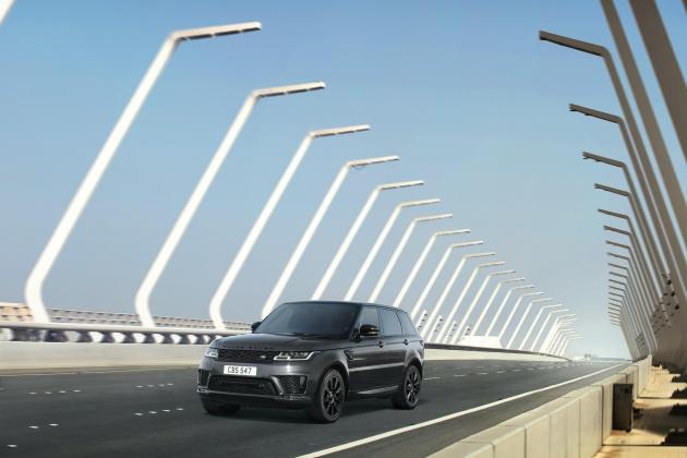 Range Rover Sport gains new engines and special edition models