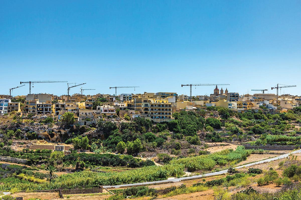 United Gozo mayors 'ignored' over fears about construction