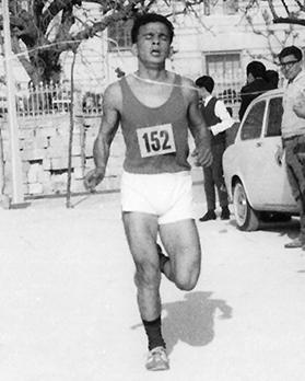 In the 1960s Joseph Camilleri was a top runner in Malta.