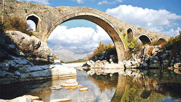 Bridge On the Middle