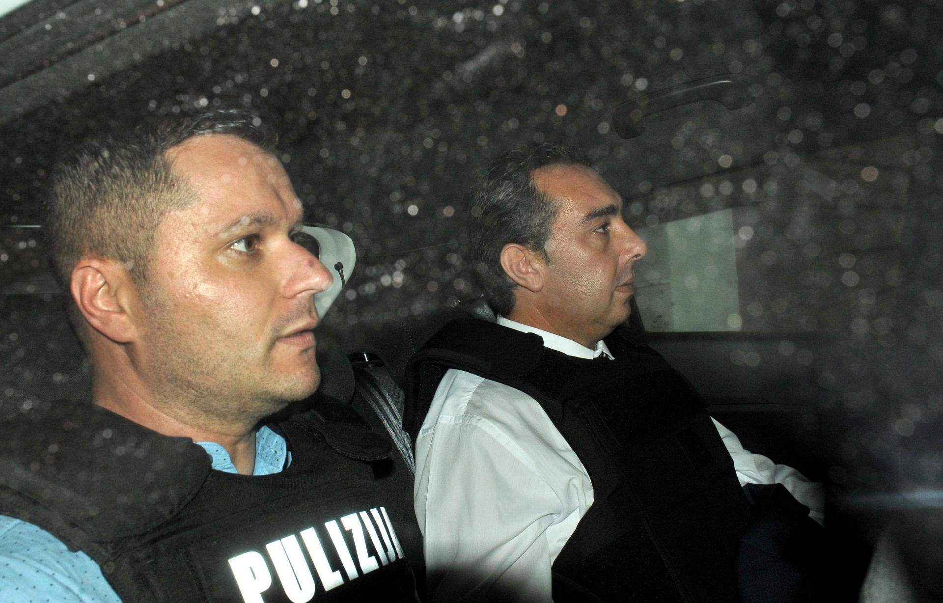 Melvin Theuma was arrested on November 14.