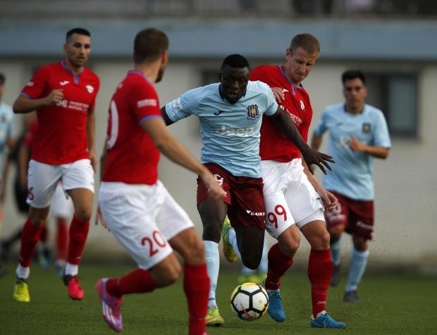 Gżira United, Balzan to meet international opponents in January. Photo: Darrin Zammit Lupi