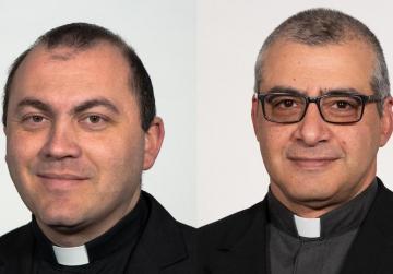 New archpriest, parish priest appointed