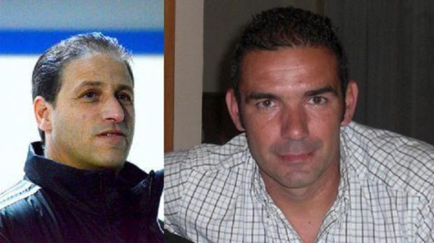 Jesmond Zammit, left, and Stefan Sultana.