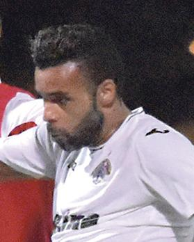 Hibernians FC's Rodolfo Soares played with two killed in the jet.