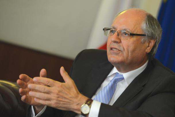 Finance Minister Edward Scicluna has been under pressure to sign the waiver