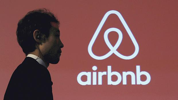 Airbnb has changed from a home-letting option to a buy-to-let operation. Photo: Reuters