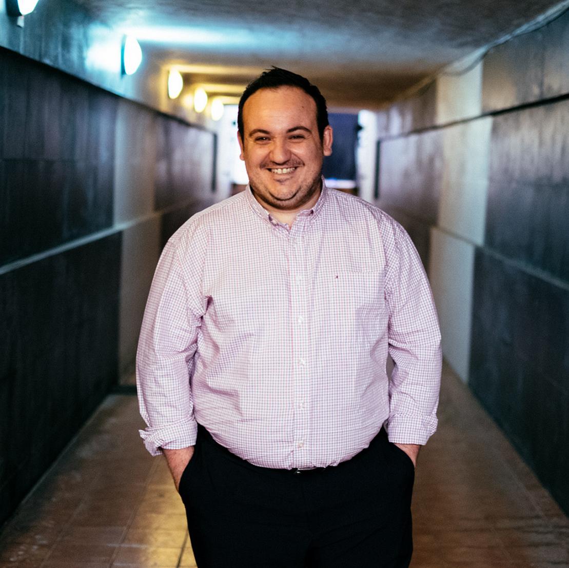 Matthew Sammut, directeur exécutif de NIU.