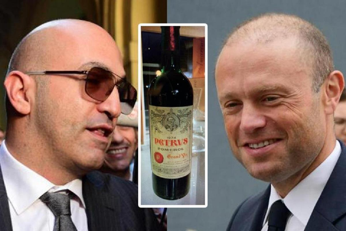 Hyzler found Joseph Muscat guilty of an ethical breach when he accepted three expensive bottles of Château Pétrus wine from murder suspect Yorgen Fenech.