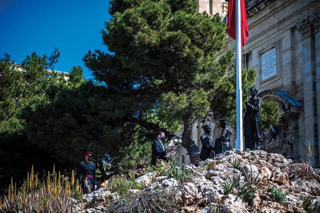 Robert Abela's Freedom Day speech was a fiasco – Mark Sammut Sassi