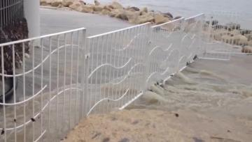 Watch: Flooded roads, stranded motorists and submerged sites as rains lash Malta