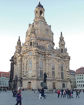 Frauenkirche – Dresden