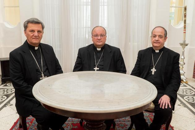 Bishops call for unity