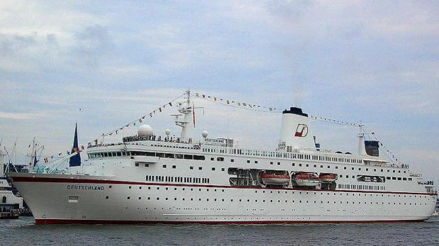 Protests in Germany as last German cruise ship is switched ...