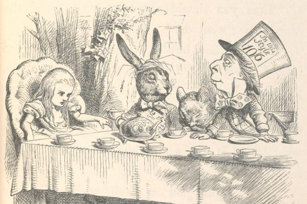 Documentary delves into the world of 'Alice in Wonderland'