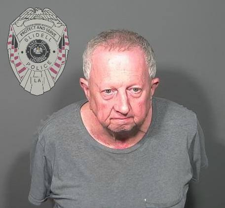 An unusual looking 'Nigerian prince'. Photo: Slidell police department, Louisiana