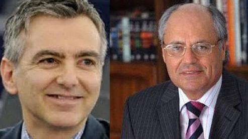 Simon Busuttil and Edward Scicluna.