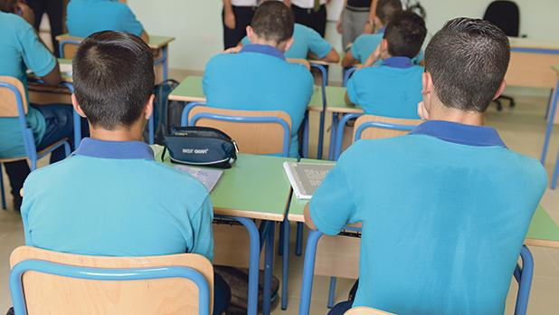 Malta's early school leaving rate dropped to 17.7 per cent in 2017. Photo: Matthew Mirabelli