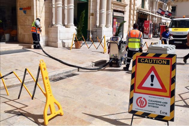 Campaign to spruce up Malta kicks off