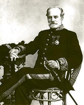 Architect Emanuel Luigi Galizia.
