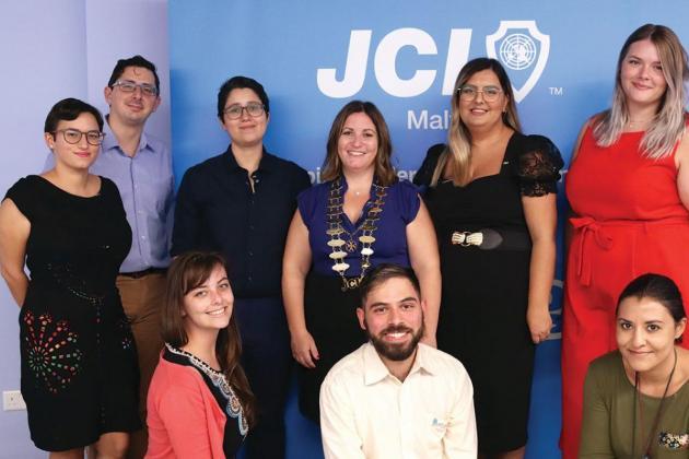 JCI Malta holds AGM