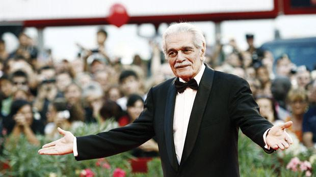 Egyptian actor Omar Sharif, best known for roles in Doctor Zhivago and Lawrence of Arabia, died yesterday at the age of 83 in Cairo, Egypt.