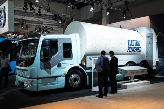 Swede accused of spying on truckmakers for Russia