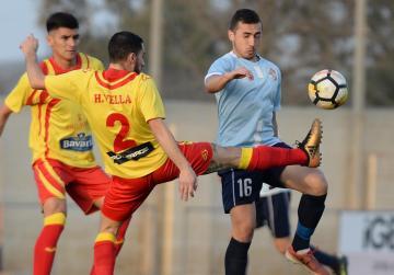 Naxxar go down despite beating Senglea