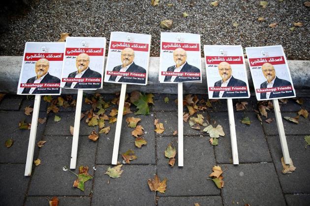 Turkey charges 20 Saudi suspects over Khashoggi murder