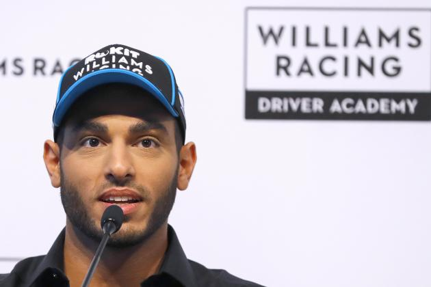 Williams pick Israeli as F1 test driver
